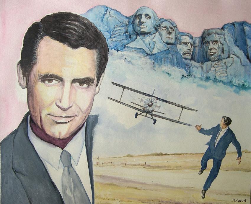 Cary Grant par columbo